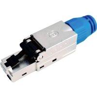 CAT 8.1 Netzwerkstecker Stecker RJ45 STP Werkzeuglos...